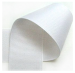 Grosgrain lint wit 10mm