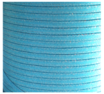 Silverline lint turquoise 3mm