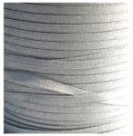 Silverline lint zilver|3mm