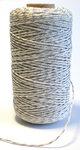 zilver wit bakkers touw