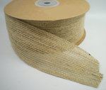 Jute band 40mm breed