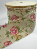 Vintage roses band breed