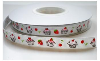 taart lint wit roze