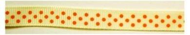 geel/oranje stippenlint