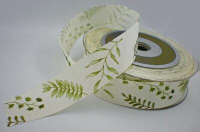 Lint met kruiden print